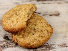 Fursecuri de post Cookies Fourrés, Cookies Et Biscuits, Vegan Desserts, Crackers, Banana Bread, Food To Make, Sweet Tooth, Deserts, Muffin