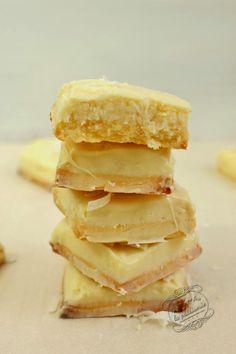 Biscuits noix de coco et chocolat blanc
