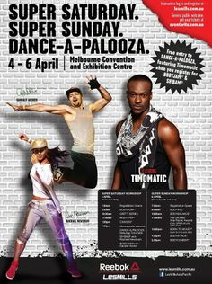 Super Saturday. Super Sunday. DANCE-A-PALOOZA. | Les Mills Asia Pacific