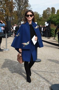 The Paris Fashion Week Looks Everyone Is Talking About - Celebrity Fashion Trends