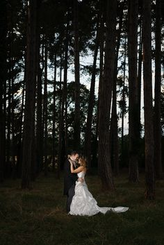 woodland bridal portrait http://mattheathphotography.com/fanhams-hall-wedding-photography-paul-gemma/