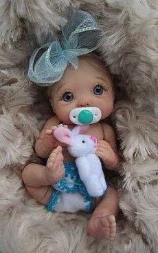 Супер! Эти куколки сделаны из полимерной глины