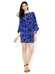 Bedford Silk Dress by Sunner at Gilt. Made in USA. $119