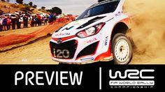 WRC Rally Guanajuato México 2016: PREVIEW Clip