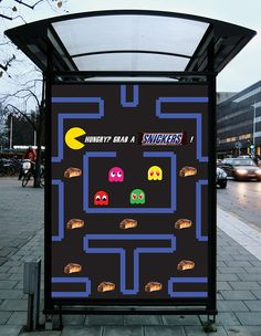 Billboards design ~Snickers on Behance