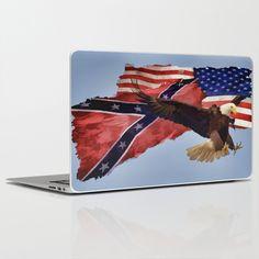 Heritage, Not Hatred Laptop & iPad Skin