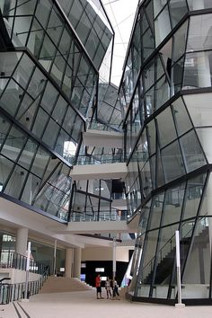 La-Salle College of the Arts in Singapore by WOHA--CHECK OUT MY NEW BOARD (Architecture & Interiors 2) pinterest.com/...