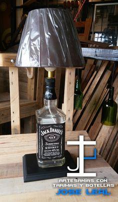 Lámpara Jack Daniel's