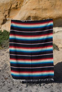 By purchasing this blanket, you will also be providing a blanket to your local homeless shelter. This large, multi-purpose blanket is both durable and aesthetically appealing. Perfect for both outdoor