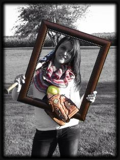 Softball This would be me :)