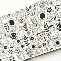 Yesterday's sketchbook #lcongdonsketchbook