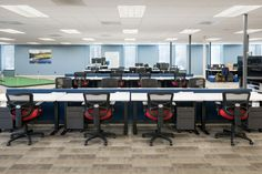 InsideSource | Blue Jeans Network #officespace #officedesign #interiordesign #InsideSource #design #office #furniture #officefurniture #bayarea