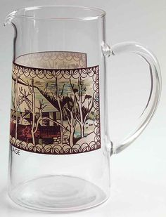 Johnson Brothers THE FRIENDLY VILLAGE (MADE IN ENGLAND) 44 Oz Pitcher 5875519    eBay