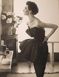 Jacques Heim, Dorian Leigh, vintage models, 1950s