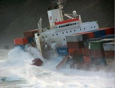The US Coast Guard's Office of Investigations and Casualty Analysis has released a compilation of the past 4 years of maritime and offshore safety alerts, safety advisories, and lessons learned in an easily searchable document. Trawler Boats, Rogue Wave, Sea Storm, Huge Waves, Fishing Vessel, Abandoned Ships, Merchant Marine, Stormy Sea, Us Coast Guard