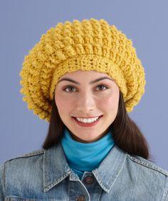 Free Crochet Pattern: Stardust Hat