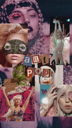 Lady Gaga Artpop, Lady Gaga Fashion, Lady Gaga Pictures, Music Icon, Little Monsters, Marry Me, Aesthetic Art, Aesthetic Wallpapers, Retro