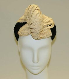 Turban, John Frederics (1940). Silk and straw. Turmoil