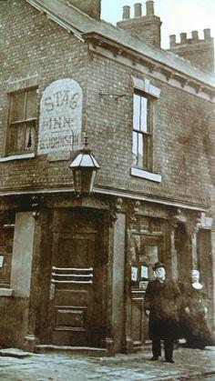The Stag inn. Hull England, England Uk, Leonard Street, Kingston Upon Hull, East Yorkshire, Cumbria, Carlisle, Old Photos, Terrace