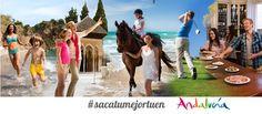 ¿cuál de nuestras empresas turísticas te ayuda a sacar tu mejor tú en Andalucía? Participa en nuestro concurso de Instagram con #sacatumejortuen y recomienda una empresa tca. La foto más votada tendrá premio!