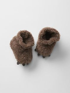 Sherpa bear bootie Product Image