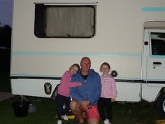 Camping with Dad