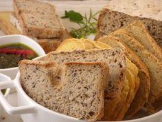 Kenyérsütőgépben sült házi kenyerek recept Banana Bread, Desserts, Recipes, Food, Creative, Tailgate Desserts, Deserts, Recipies, Essen