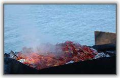 Cabbage Island Clambakes - 6/22-9/8 - $34.95 Clambake + $25.00 Boat Ride = $59.95 per person