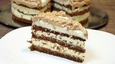 Torta sjajnog ukusa, kombinacija čokolade i kokos fila, sve lepo sjedinjeno u jedan ukus.  Sastojci za kore:   6 jaja  10 kašika šećera  5 punih kašika brašna  2 kašike kakaoa  1 prašak za pecivo ( 10 gr )  3 kašike mleka  3 kašike ulja  Fil:   1 l mleka  1 puding sa ukusom s