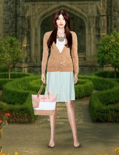 Look from latest collection of: Buffalo, Kari, Monsoon, Primark, Tatuum , Vero Moda. GLAMSTORM.COM - virtual stylist.
