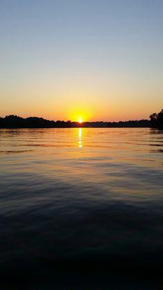 Sunrise Wye River by kg