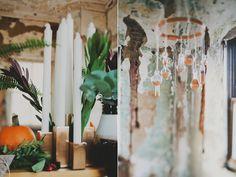 Nature Inspired Autumn Wedding