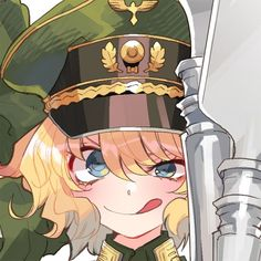 Game Character, Character Design, Tanya Degurechaff, Seven Nation Army, Tanya The Evil, Fox Spirit, Estilo Anime, Kawaii Anime Girl, Manga Games