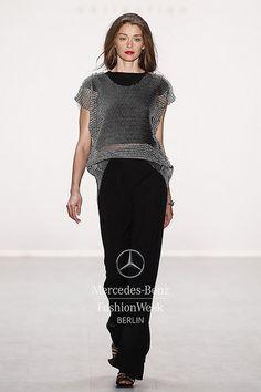 ANJA GOCKEL S/S 2015 Fashion Week Berlin 2014