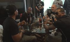 SPATE TV- Hip Hop Videos Blog for News, Interviews and more: Mysonne and Chi Ali (Full) - Drink Champs