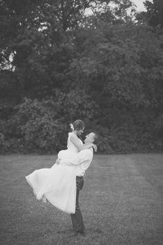 Kayleigh & Chris' Grove City, Ohio Backyard wedding!