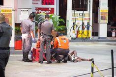 #Polícia: Ladrão é baleado e morto por desconhecido na zona oeste de SP