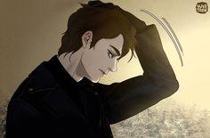Winter Woods Webtoon, Cosmos, Manga Anime, Anime Art, Anime Boys, Miraculous Ladybug Memes, Webtoon Comics, Old Shows, Fantasy Characters