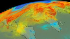 Nasa sends an instrument to the International Space Station to track carbon dioxide on Earth.