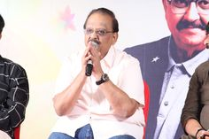 nice S P Balasubrahmanyam fans Charitable foundation event
