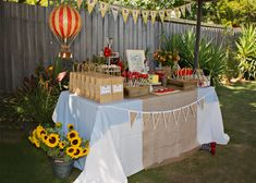 Wizard of Oz Party | Love the feet from under the table!
