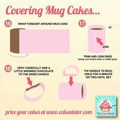 Mug cake 7