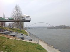 Bratislava. Rio Danubio.
