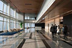 某欧洲银行香港总部,corridor