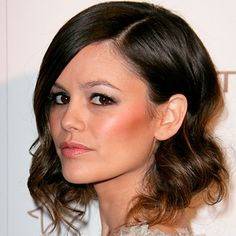 For Rachel Bilson's 20s inspired curly faux bob, prep hair with hairdressers favourite, Paul Mitchell Fast Form. Helping to soothe, tame and secure any texture with long-lasting hold, Fast Form helps reduce drying time and creates great detail. Works wonders on curls with defined, frizz-free results.