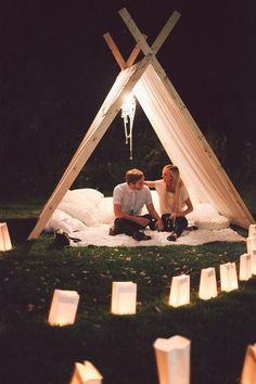 Dream dates, wedding proposals, romantic evening, romantic dates, romantic Dream Dates, Romance, Wedding Proposals, Marriage Proposals, Wedding Poses, Camp Wedding, Wedding Ideas, Wedding Pictures, Outdoor Camping