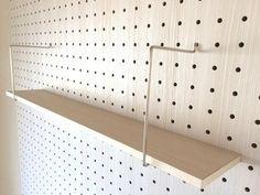 PEG有孔ボード棚板専用ブラケット