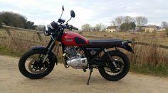 Custom Retrostar 250