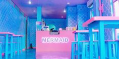 This Mermaid Café Might Be the Most Magical Place on Earth  - HarpersBAZAAR.com
