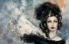 Cornelia the Black Swan by Selenada.deviantart.com on @deviantART